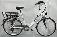 "Электровелосипед Azimut ""LADY-26"" (литий-ионная батарея)"