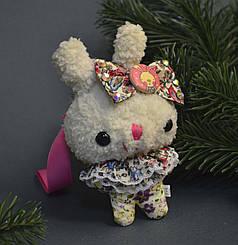 Брелок заяц (большая голова)
