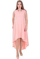 Платье 11 розовое