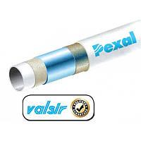 Труба бесшовная металлопластиковая Pexal Valsir 16*2 для водоснабжения и отопления