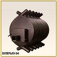 Печь булерьян Буран -тип 04- 35 кВт