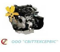 Двигатель ( Д3900) погрузчика ДВ-1792 (Балканкар)