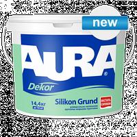 Універсальна силіконова адгезійна кварцова ґрунтовка Aura Dekor Silikon Grund