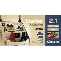 Пускозарядное устройство NEOSTART 420 - 12/24V GYS 025295 (Франция)