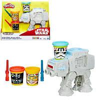 Игровой набор с пластилином Play-Doh «SW AT атакует» B5536 Hasbro