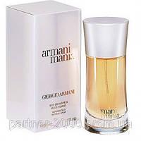 Giorgio Armani - Armani Mania edp 100 ml (Женская Туалетная Вода)