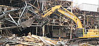 Демонтаж металлоконструкций любой сложности Харьков