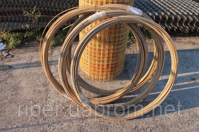 Стеклопластиковая арматура диаметром 7.0 мм, фото 2