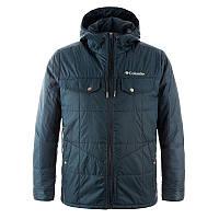 Мужская куртка Columbia MONTAGUE FALLS™ JACKET сине-свинцовая WM0814 435