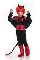 Детский костюм Чертик, рост 110-125 см