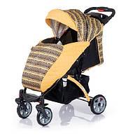 Прогулочная коляска Babyhit Tetra Yellow, фото 1