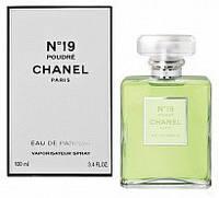 Chanel N19 Poudre edp 100 мл (Женская Туалетная Вода) Женская парфюмерия