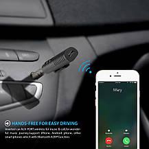 Автомобильный Bluetooth адаптер AUX Onever, фото 3