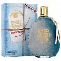 Женская парфюмерия Diesel - Fuel for Life Denim Collection Femme edp 75 ml (Женская Туалетная Вода)