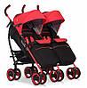 Коляска EasyGo Comfort Duo scarlet