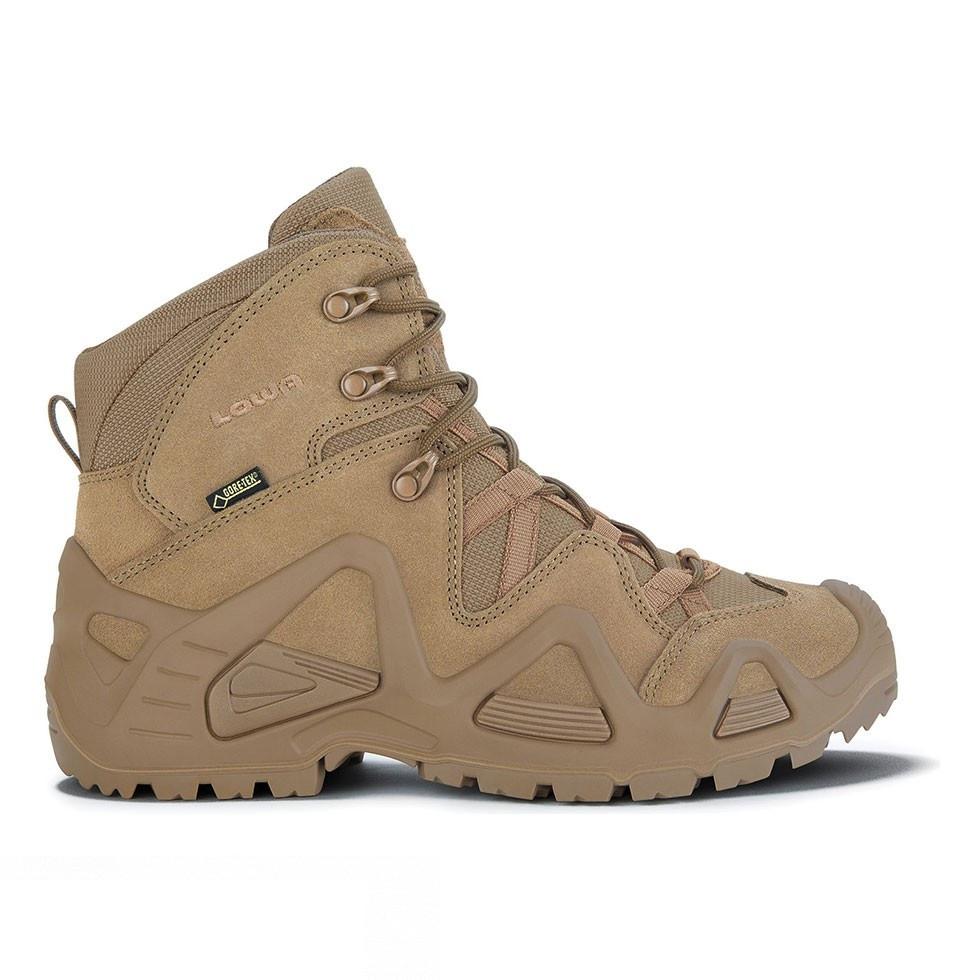 Ботинки трекинговые LOWA Zephyr GTX MID TF Coyote 310537 40