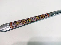 Ложка кофейная с длинной ручкой из нержавейки Скань 19,5 см.