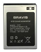 Аккумулятор к телефону Bravis Jazz 1100mAh