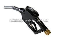 Раздаточный пистолет автоматический А60 с поворотной муфтой (до 70л/мин) для ДТ, PIUSI