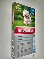 Капли на холку Адвантикс для собак 4 - 10 кг