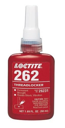 Фиксатор резьбы Loctite 262 (50ml)