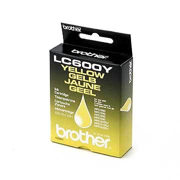 Картридж Brother MFC-580/ 590 yellow