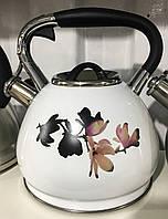 Чайник хамелеон Орхидея