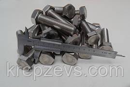 Болт М6 DIN 933 сталь А2