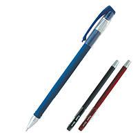 Ручка гелевая Axent Forum синяя, AG1006-02-A