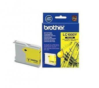 Картридж Brother DCP-130/ 330/ 350, MFC240C/ 465CN/ 885CW yellow