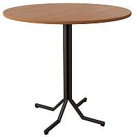 """Стол для кафе и баров """"Дуэт"""" круглый (d=800). Круглые столы для кафе и баров, столы обеденные круглые"""
