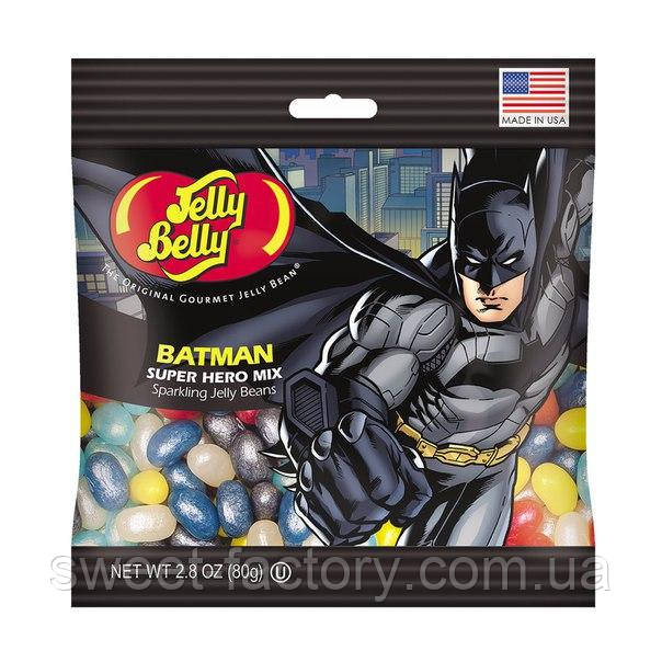 Jelly Belly Superman