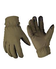 Перчатки утеплённые Softshell Handschuhe Thinsulate Olive