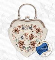 BAG021 сумка с вышивкой крестом Luca-S