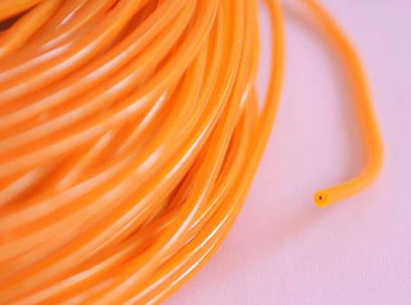 Электролюминесцентный провод (холодный неон) III поколение, диаметр- 2.2мм., цвет- Желтый, фото 2