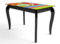 Стол деревянный  Egoist-Maya черный (Comfy Home TM)