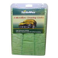 Комплект салфеток из микрофибры Turtle Wax (3шт)