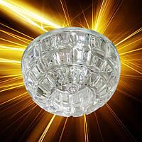 Встраиваемый светильник Feron JD87 c LED подсветкой RGB 27983, фото 1