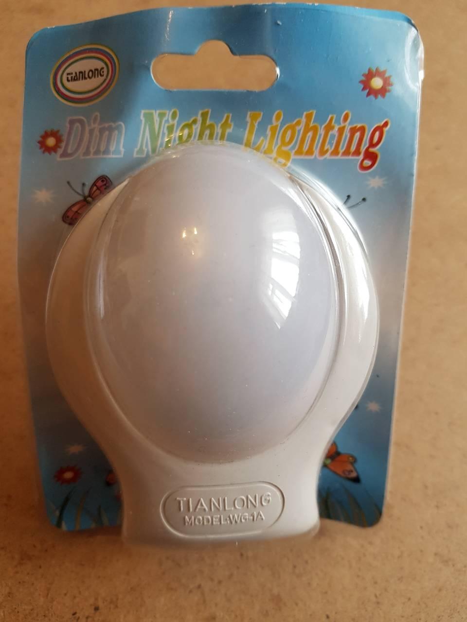 Ночник- в форме яйца (светодиодный)