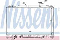 Радиатор основной Accent 1.4/1.6  АКПП 06- 25310-1E101