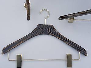 Плечики вешалки деревянные Mexx костюмные, 40 см