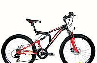 Горный велосипед Azimut Blaster 26 GD-1+