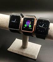 Умные Смарт Часы Smart Watch GT-08(черные,серебро,золото)