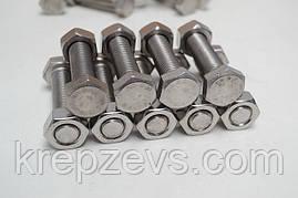 Болт М20 DIN 933 сталь А2