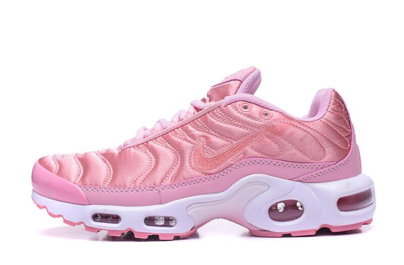 Кроссовки Nike Air Max TN Plus Pink White купить в Киеве  296715cdc12f6