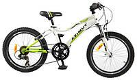Детский велосипед Azimut Knight G (оборудование SHIMANO)