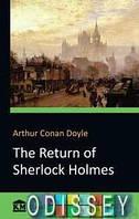The Return of Sherlock Holmes. Arthur Conan Doyle. Видавнича група КМ-Букс