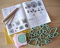 Кондитерский набор вырубок для мастики 29 предметов