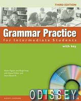 Grammar Practice for Intermediate Student Book with Key Pack. Pearson // бв