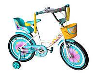 Детский велосипед Girls (16 дюймов)